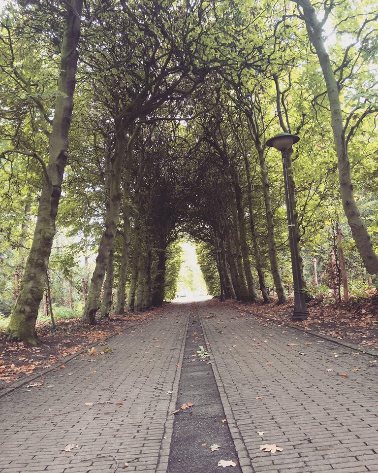 Nienke Morshuis mooie foto Enschede