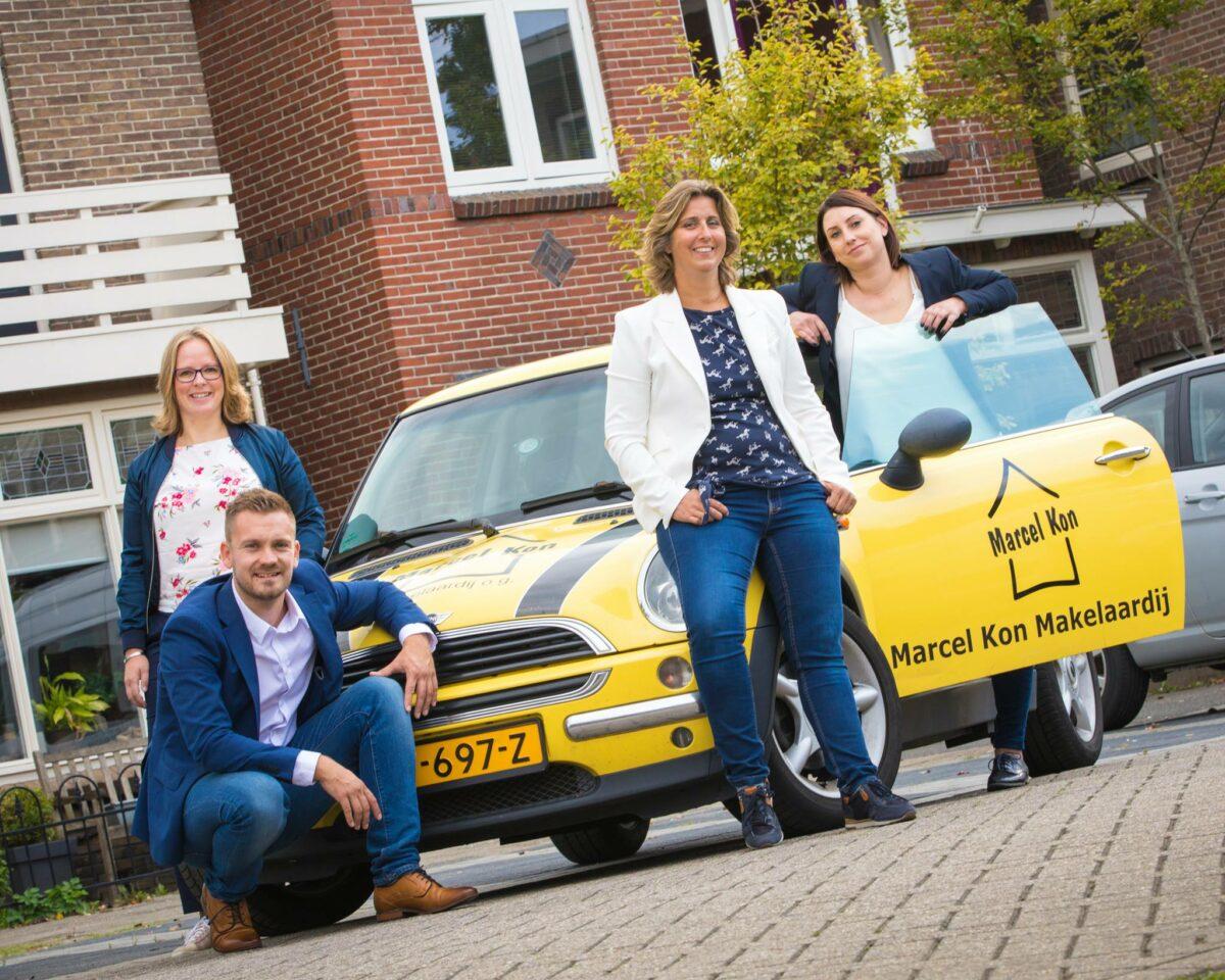 team Marcel Kon Makelaardij Enschede