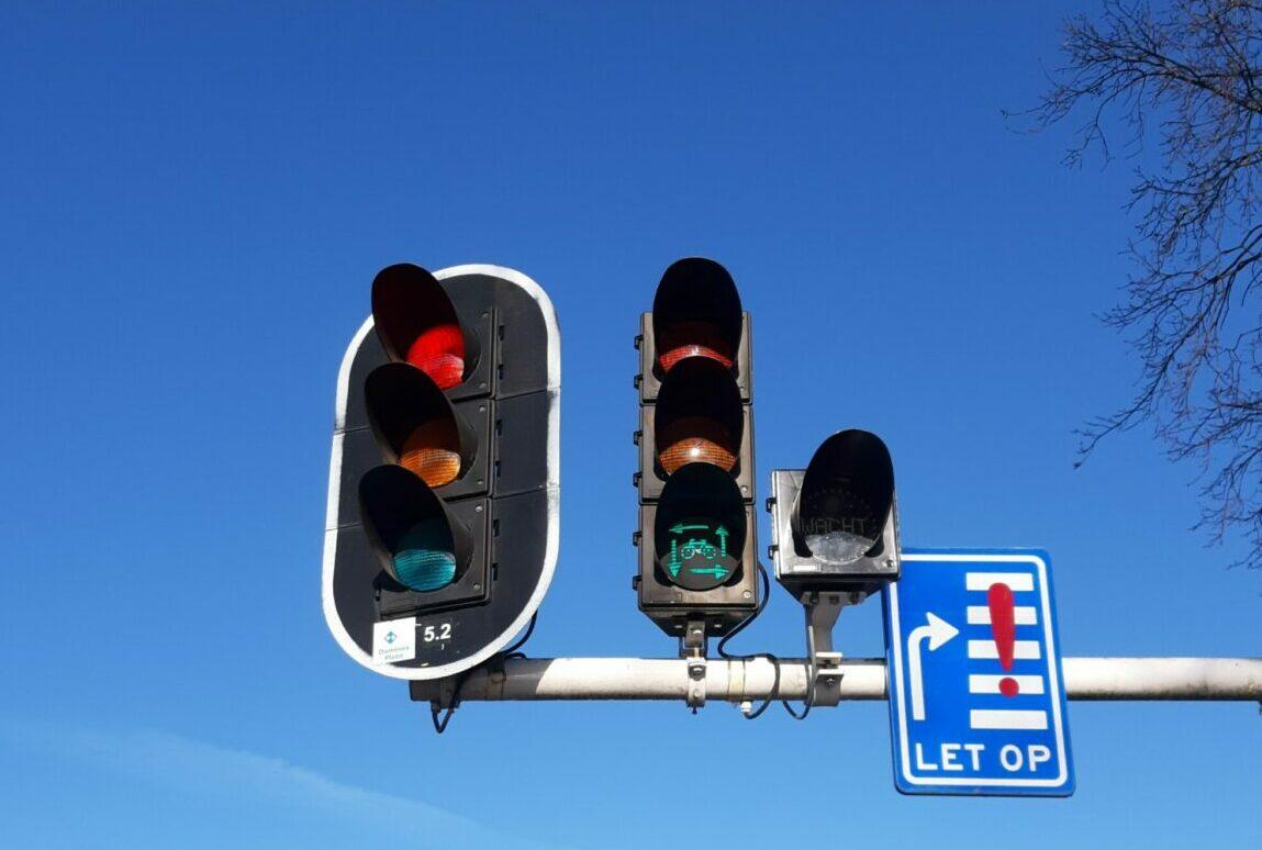 verkeerslicht groen