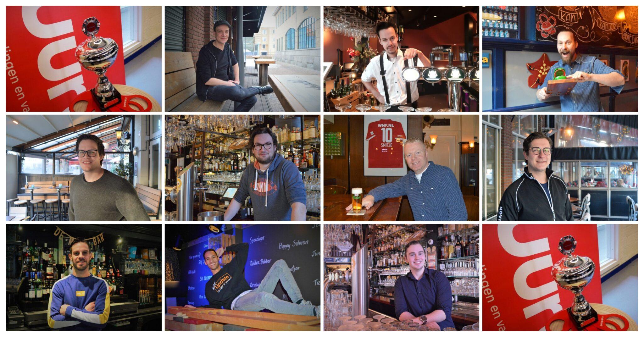 Beste barman van Enschede 2019