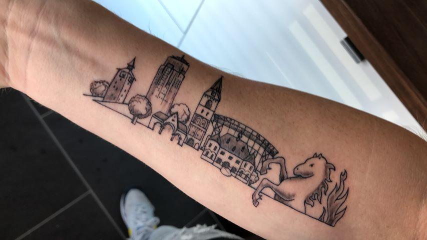 Enschede tattoo