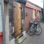 historisch poortje walstraat enschede