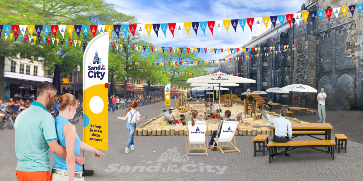 sand in the city_enschede