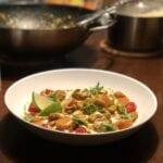 koken met romy kip curry