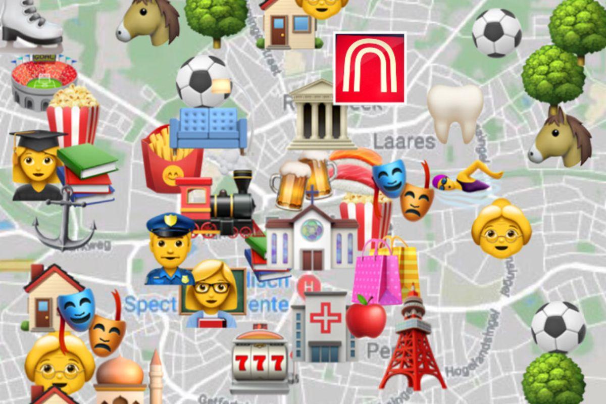 Enschede in Emoji (1)