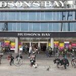 opheffingsuitverkoop hudson's bay