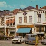 Langestraat oude markt