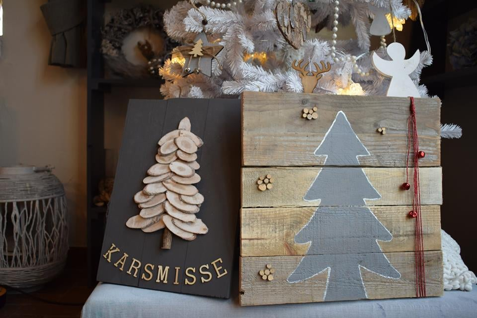 kerstbord inspiratiehoeve
