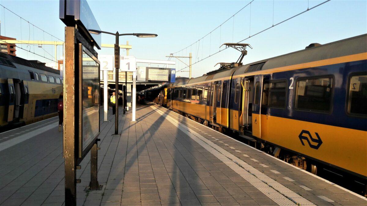 station enschede trein