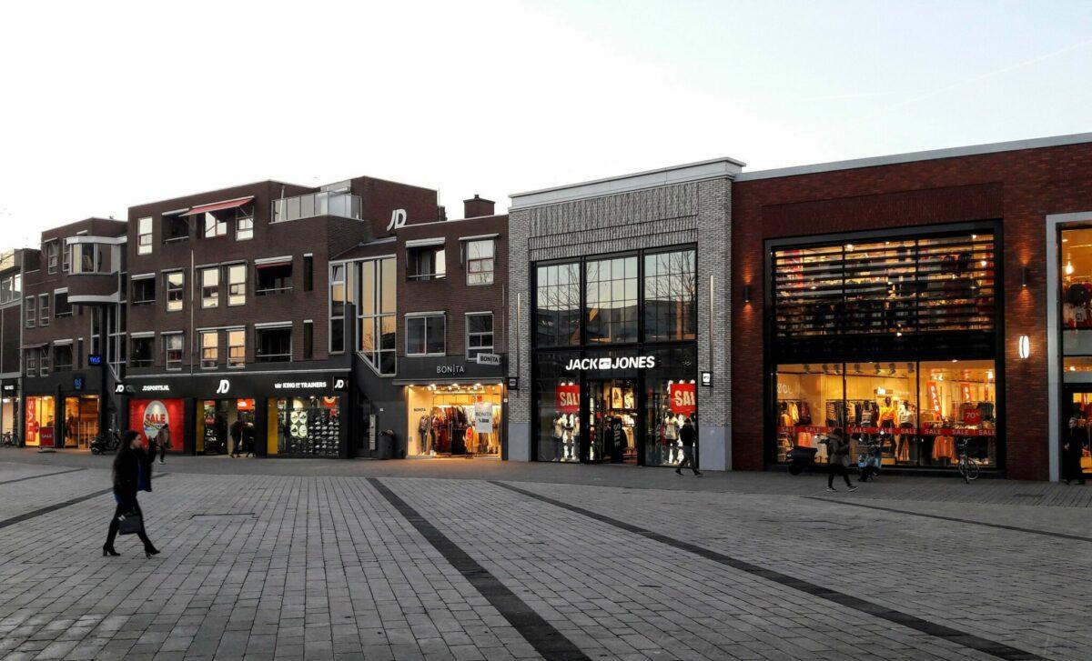 van heekplein winkelen