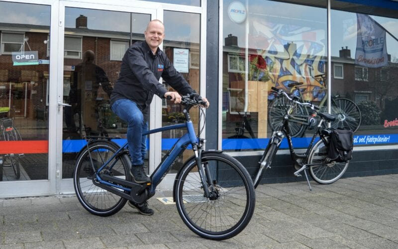 e-bike leasen Profile Broeksema