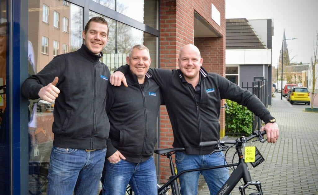 fietsenmaker Reekers Tweewielers Enschede