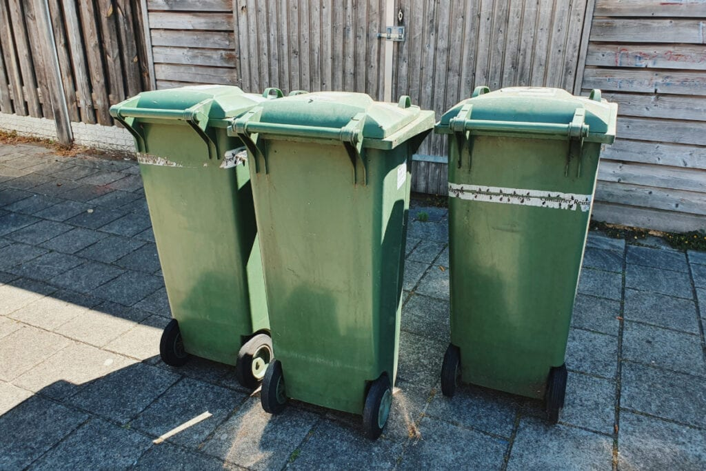 groene containers