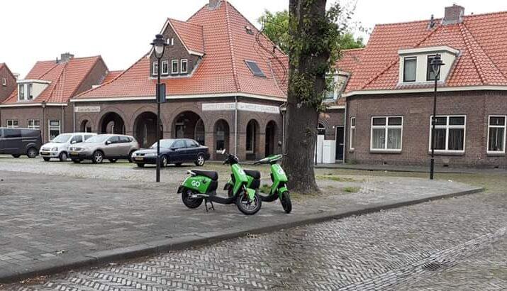 deelscooters enschede