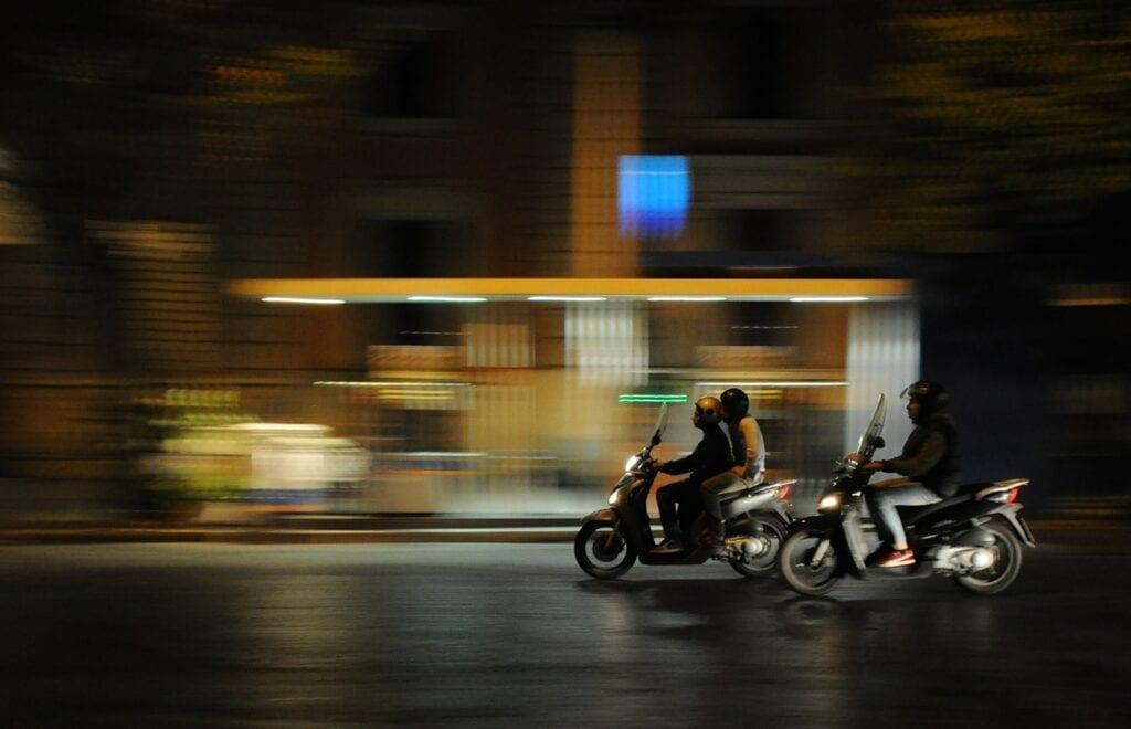 scooter verbod