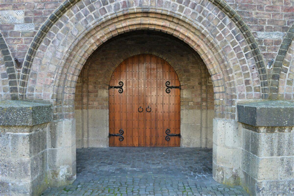 deur Jacobuskerk