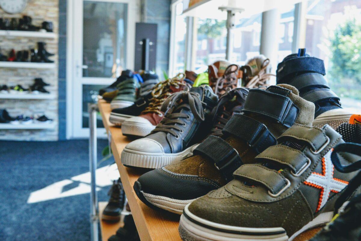 flip's schoenen