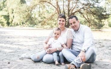 timara en haar gezin