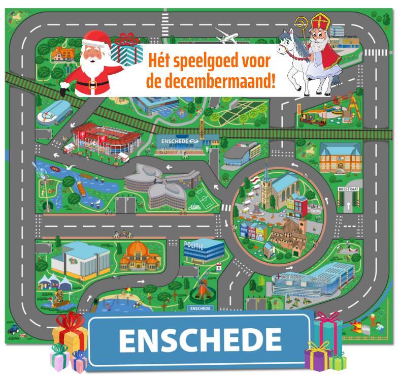 Enschede Kerst + Sinterklaas