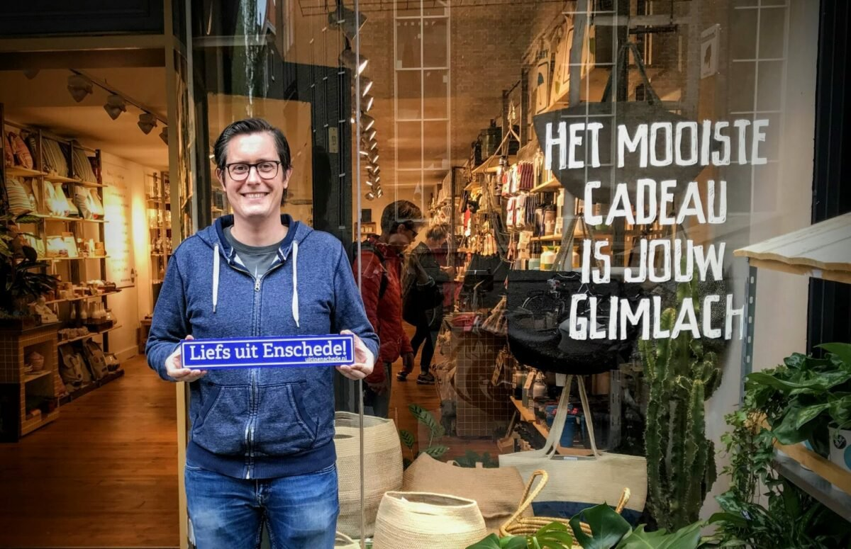 Jasper WAAR Enschede