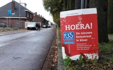 oosterstraat fietsstraat
