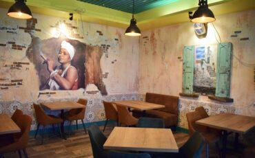 Interieur The Foodclub