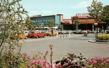van heek plein jaren 70