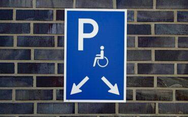 invalidenparkeerplaats