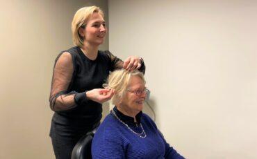 Confident haarzorg haarstukje