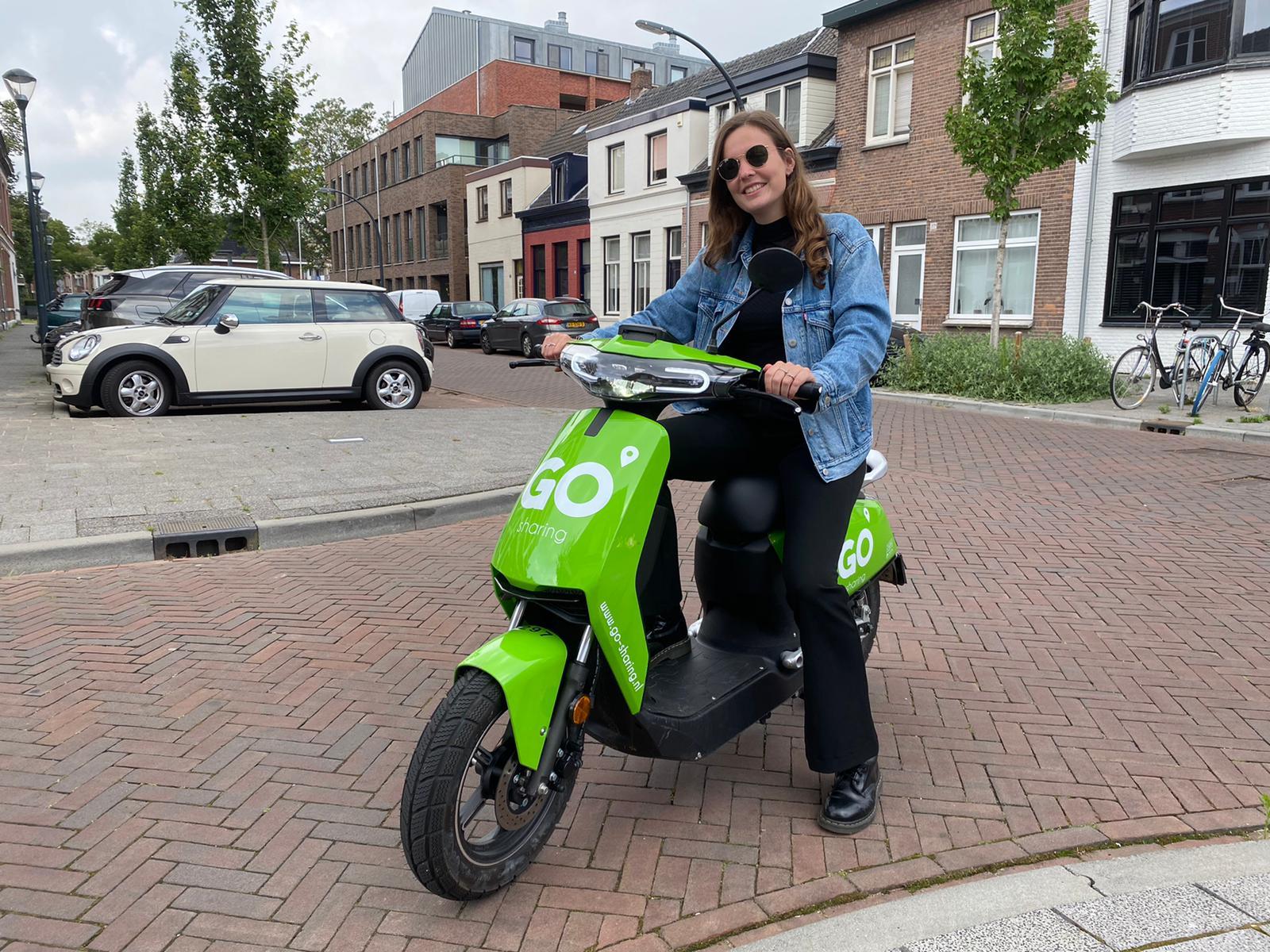 deelscooter