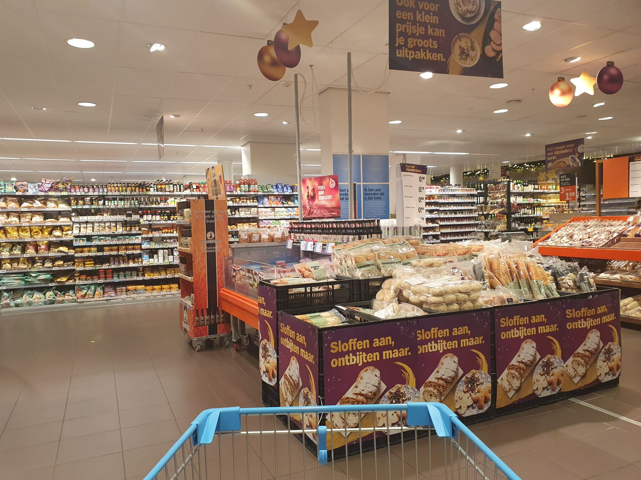 supermarkten enschede kerst