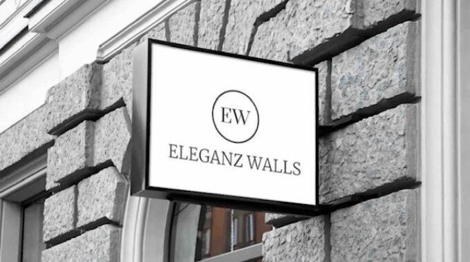 Eleganz wall decorations