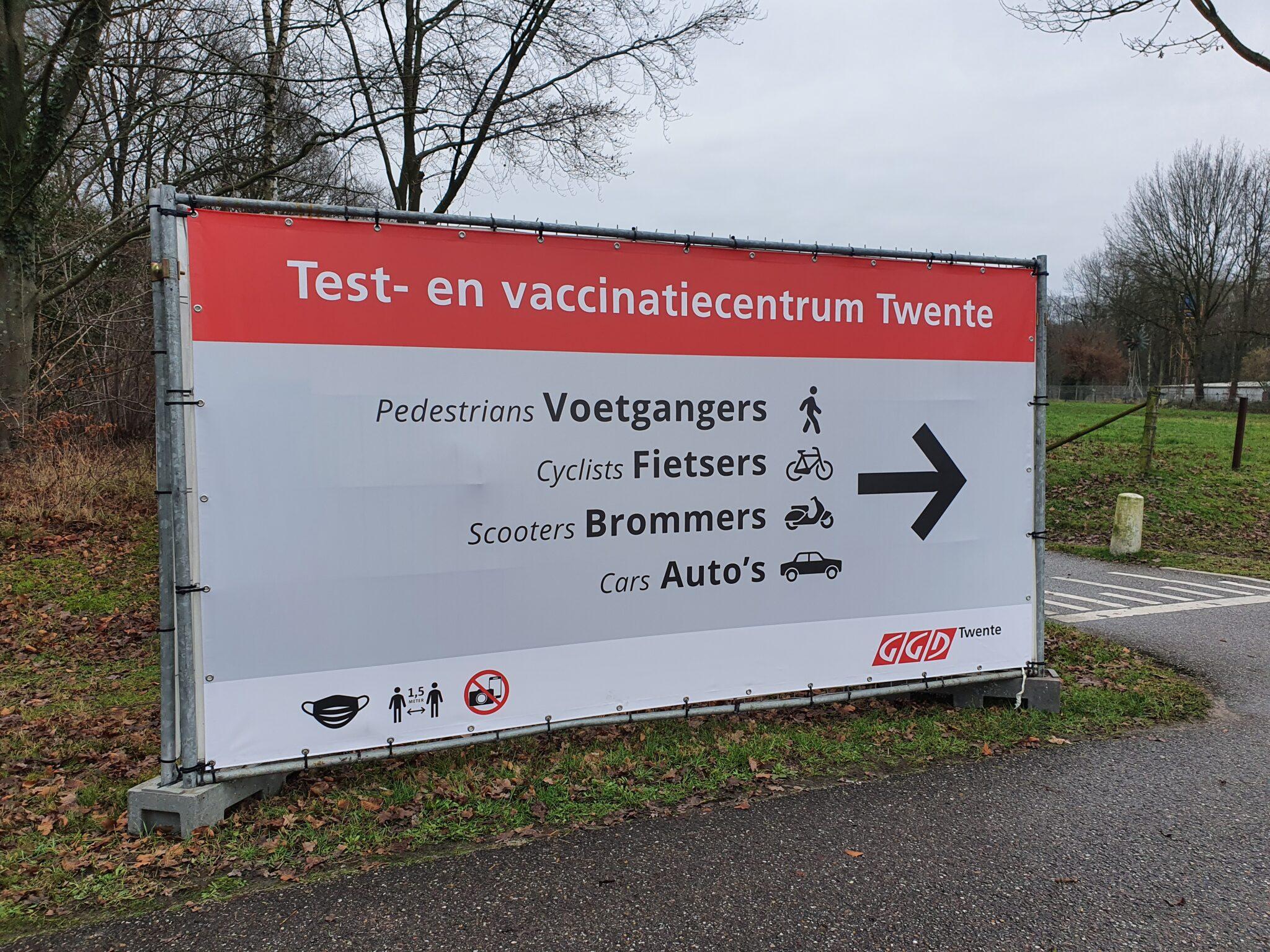 vaccinatielocatie ggd twente