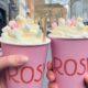 Rosy chocolademelk
