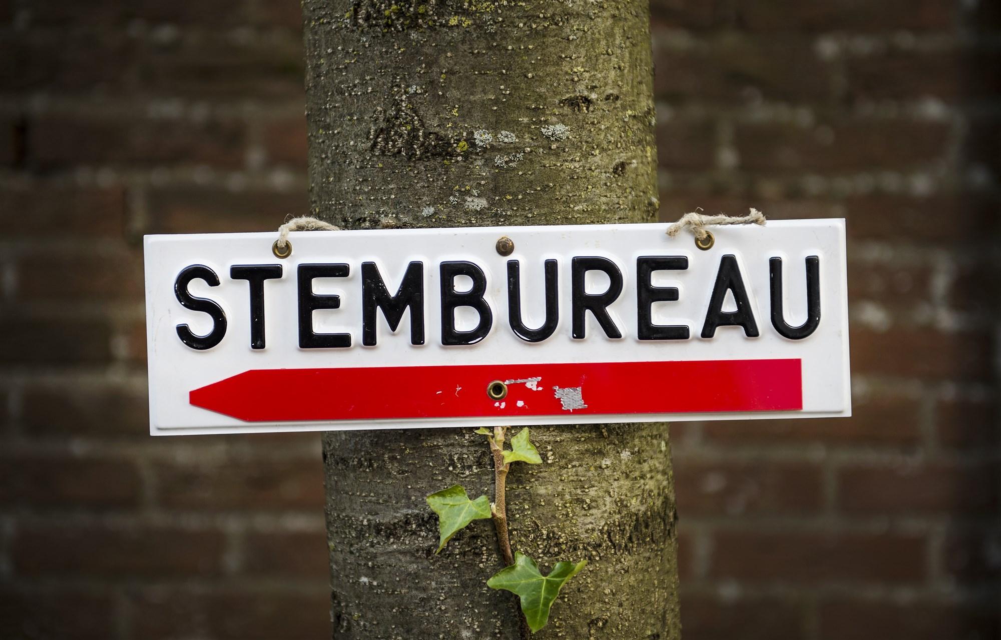 hier kan je stemmen in Enschede