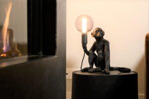 Monkey tafellamp