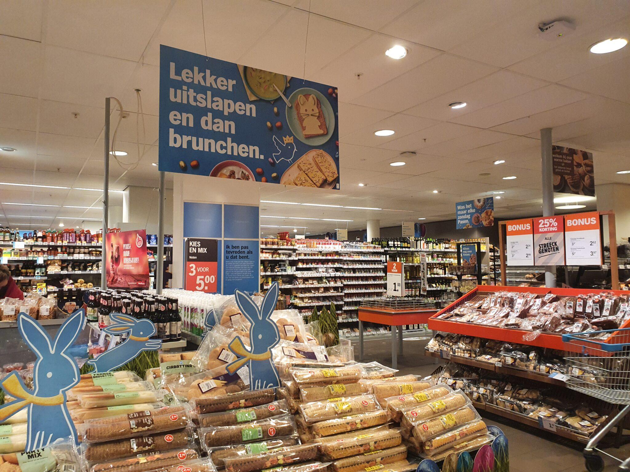 supermarkten pasen 2021 enschede
