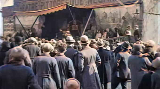 paaskermis enschede 100 jaar geleden