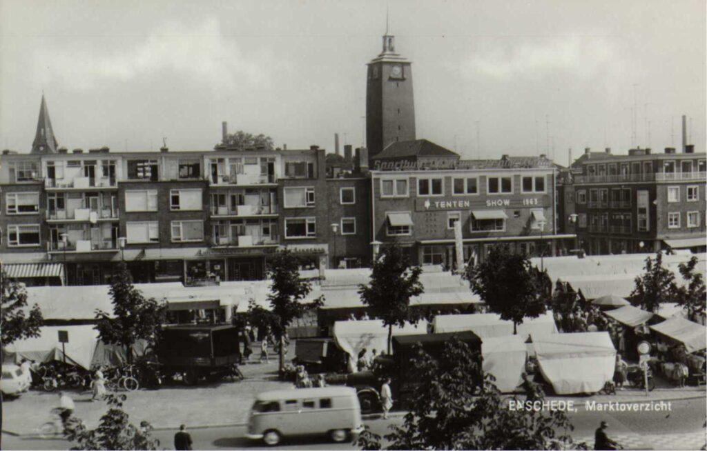 van heekplan 1966