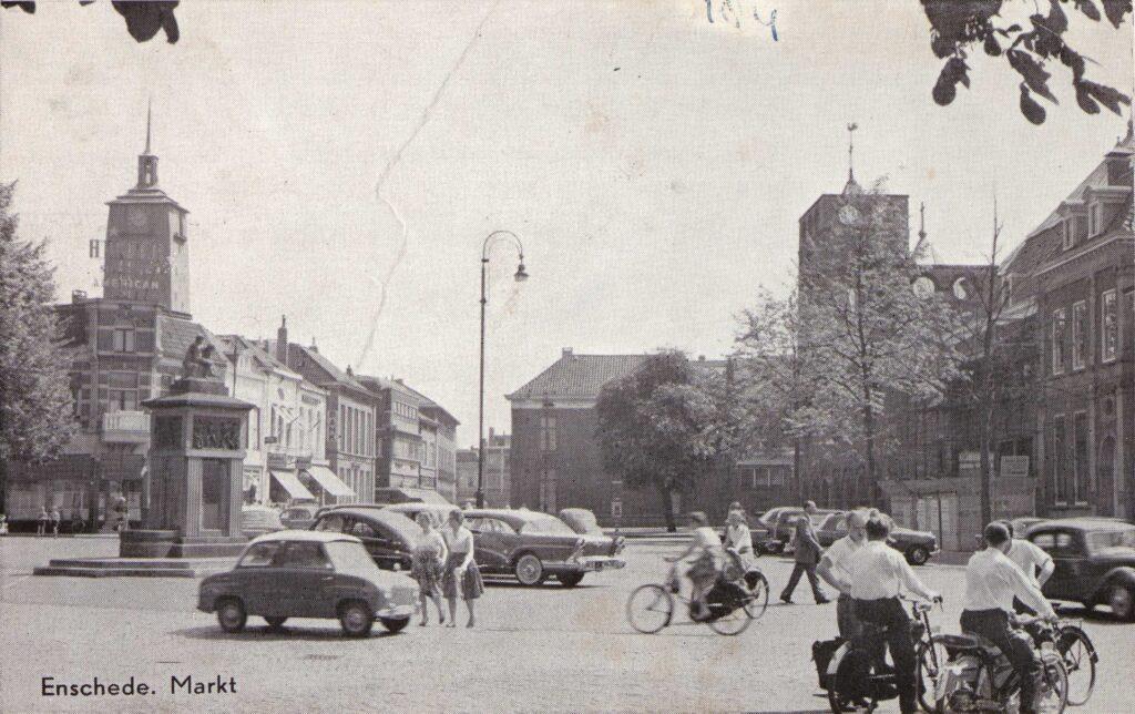 oude markt 1960