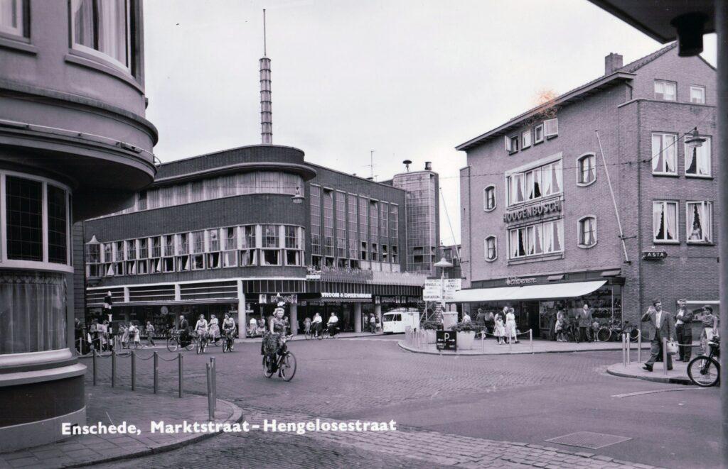 Kruispunt-de-Graaf-1962
