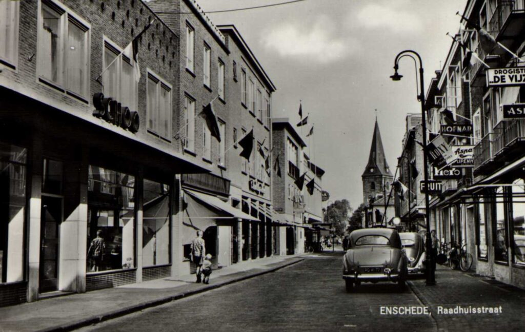 raadhuisstraat--1964