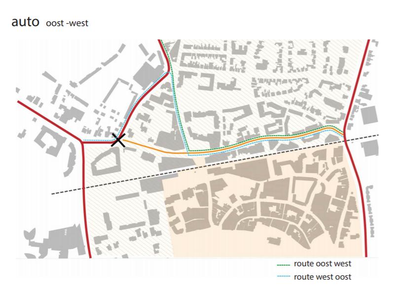route herinrichting molenstraat