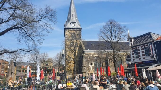 terras oude markt