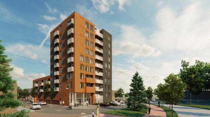 appartementencomplex Zuiderval