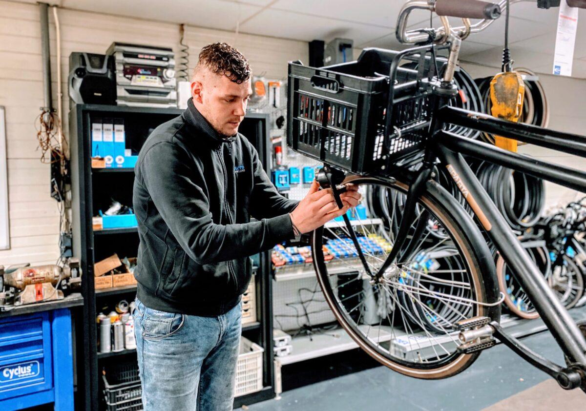 reperatie fiets