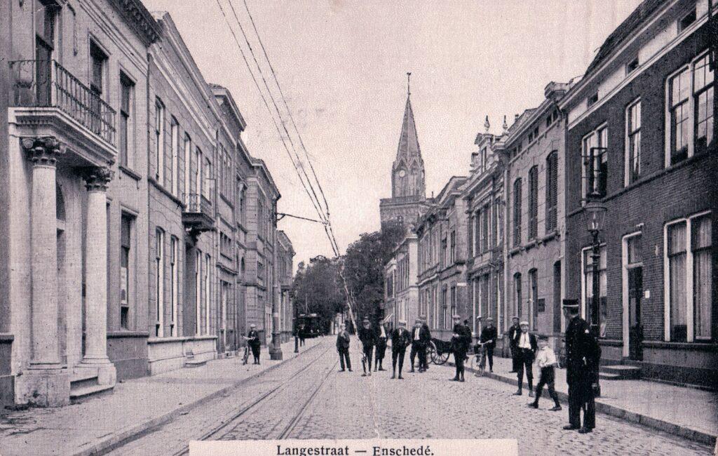 langestraat 1910