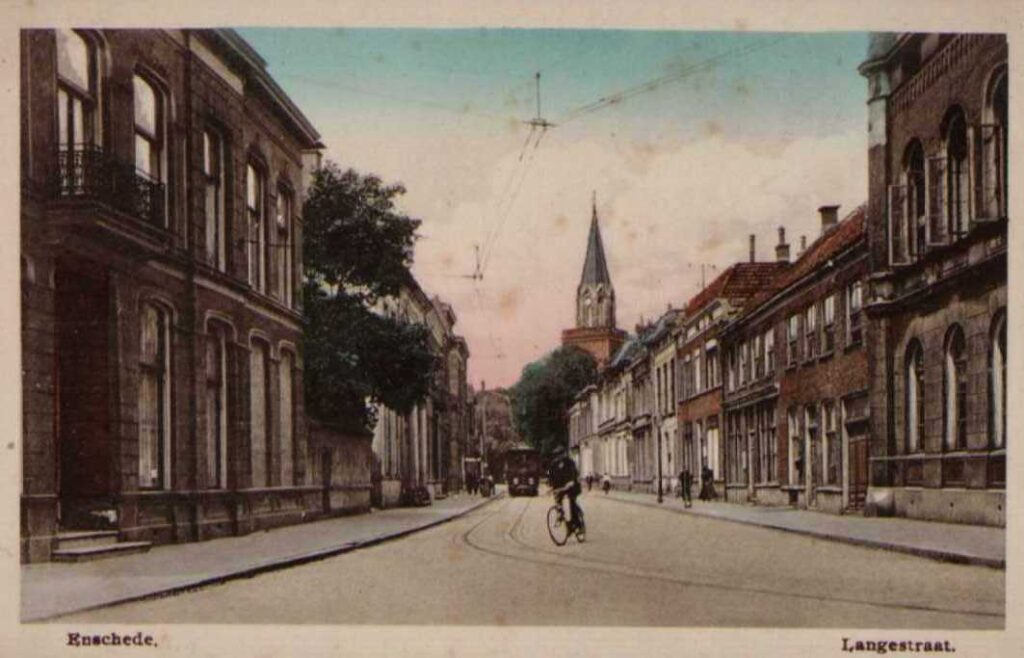 langestraat 1927
