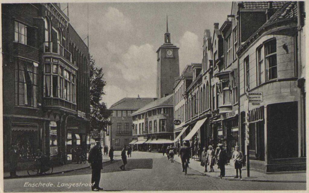 langestraat 1931