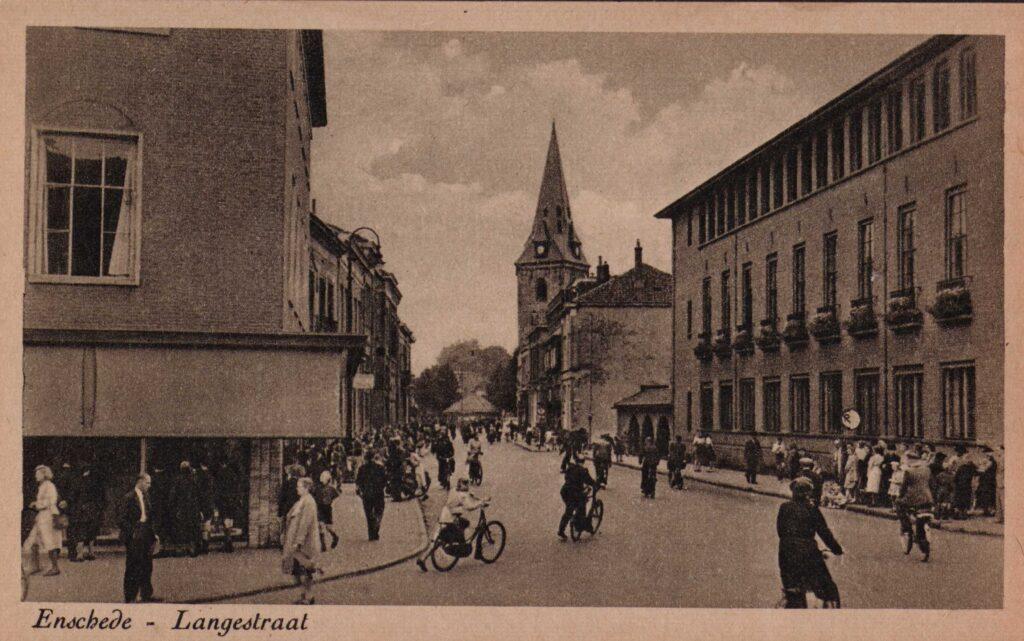 langestraat 1948
